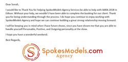 SpokesModel Agency