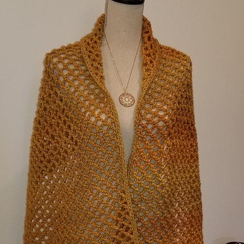 Beautiful Golden Yellow Ocher Multi-Use Piece