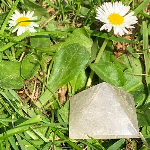 Piramide Bergkristal