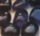 Blauwe Obsidiaan