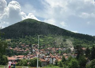 Mijn eerste bezoek aan de Bosnische piramides