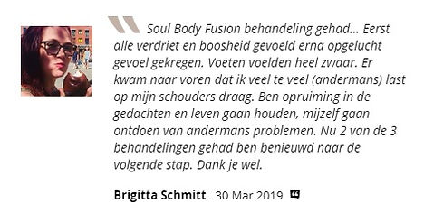 Ervaring Soul Body Fusion Sharana Zuid Limburg