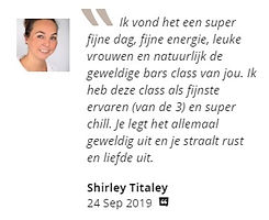 Ervaring Access Bars Class cursus opleiding Sharana Zuid Limburg