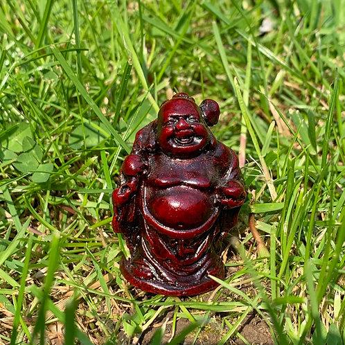 Happy Boeddha klein
