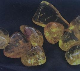Oranje Hyacint Kristal