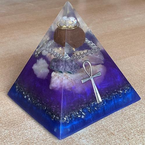 Orgonite piramide Vallei van de Bosnische piramides