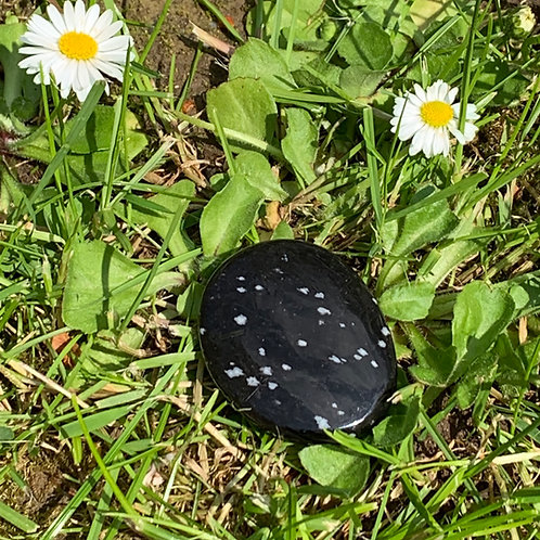 Sneeuwvlok Obsidiaan