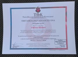 Theta Healing Advanced DNA