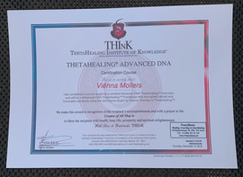 Theta Healing Advanced DNA