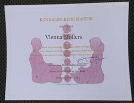 Kundalini Reiki Master