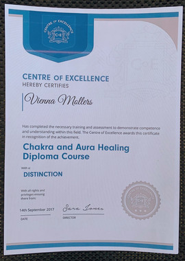 Chakra & Aura Healing