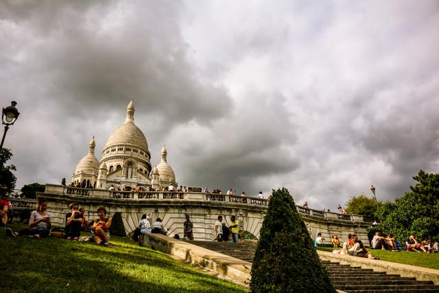 Sacré-Cœur, Paris, France