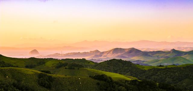 Prefumo Canyon, San Luis Obispo, CA