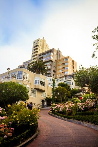 Lomabrd Street, San Francisco, CA
