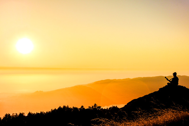 Mt Tam, Marin, CA