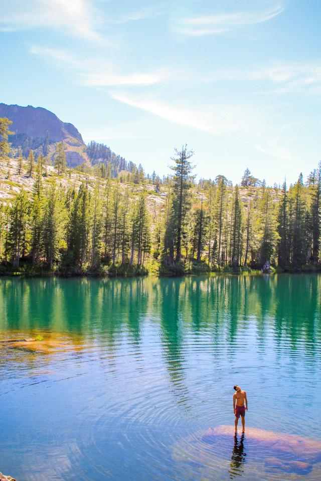 Long Lake, Soda Springs, CA