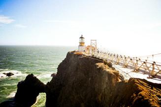 Point Bontia Light House, Marin, CA