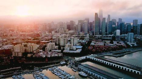 SAN FRANCISCO CITYSCAPE HYPERLAPSE