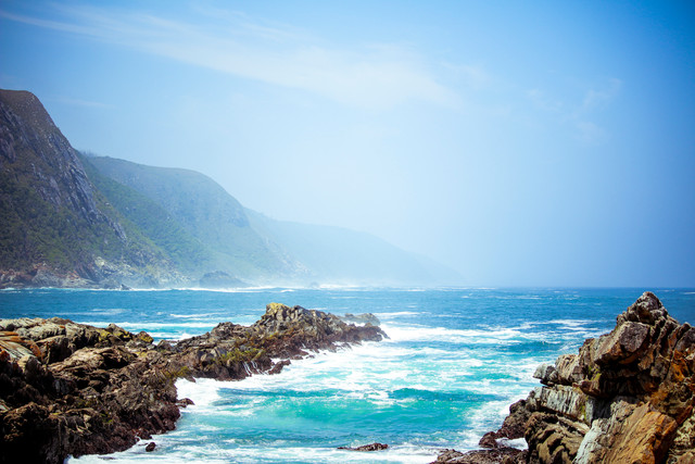 Storms River Mouth, South Africa