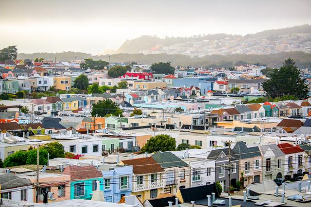 Sunset District, San Francisco, CA