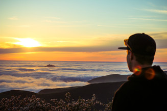 Cuesta Ridge, San Luis Obispo, CA