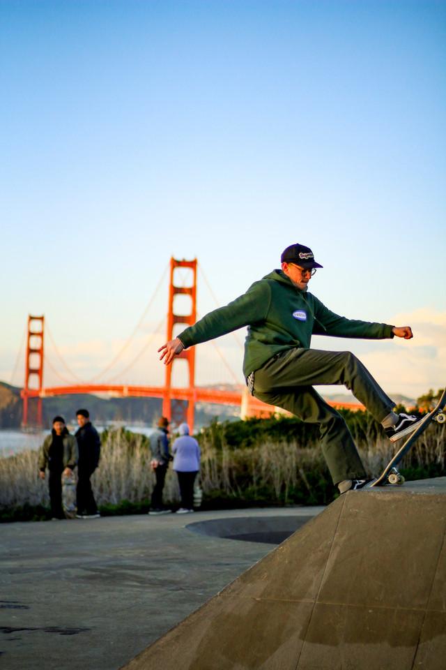 Battery Crosby, San Francisco, CA