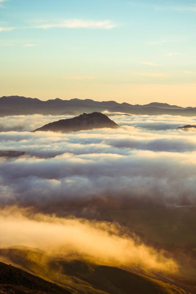 Bishops Peak, San Luis Obispo, CA