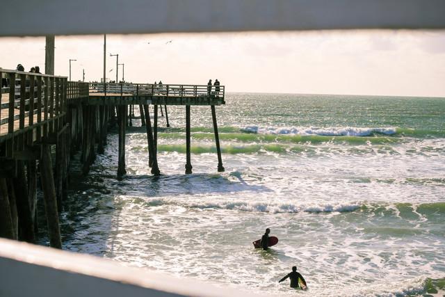 Pismo Beach Pier, CA