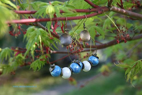 SAINTE-ANNE ( Blanc / Bleu )