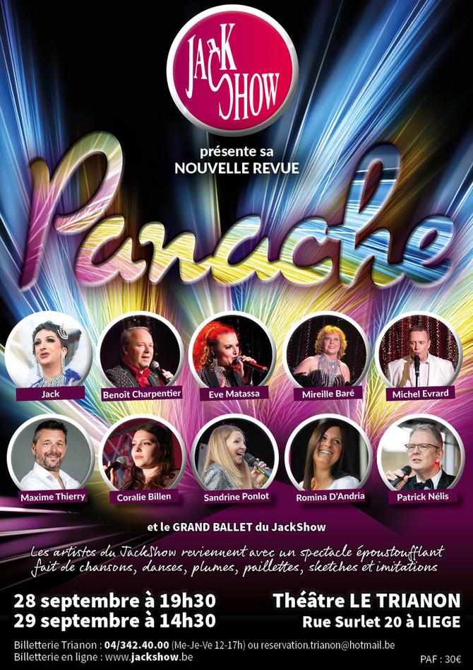 Le JackShow revient avec Panache !