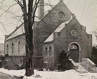 Moses Montefiore Synagoge 1923