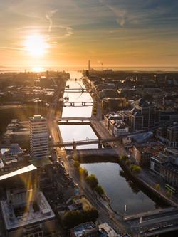 Dublin Sunrise.