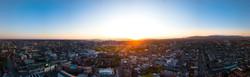 Panoramic Sunrise.