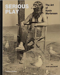 Serious Play, The Art of Kevin Mortensen, The Australian Book Connection