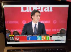 Election Night Broadcast - Canada 2021