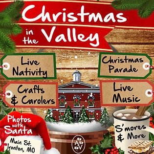 2019 - Square Christmas in the Valley Gr