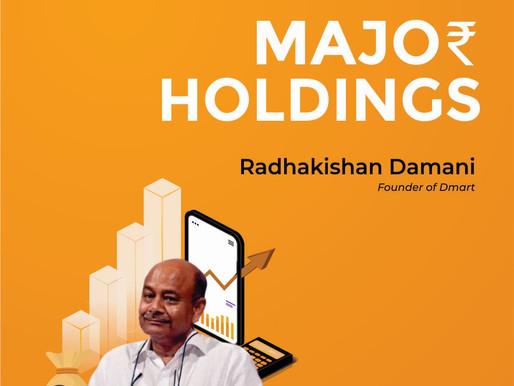 Radhakishan Damani – The Man with the Midas Touch