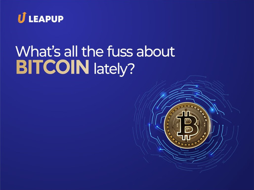 What's All The Fuss About Bitcoin Lately?