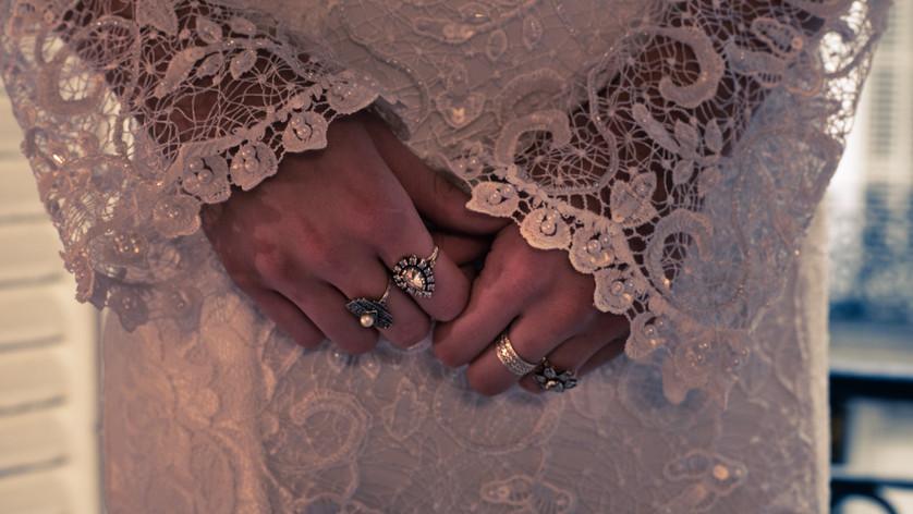 Bruidsmode fotograaf Den Haag