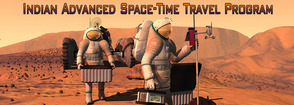 Indian Advanced Space time travel prog.j