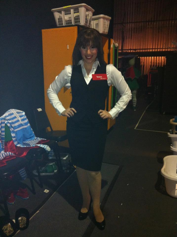 Macy's Saleswoman (feature)