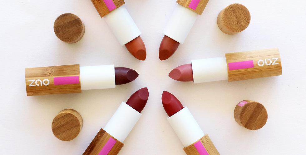 Soft Touch Lipstick- Zao Makeup