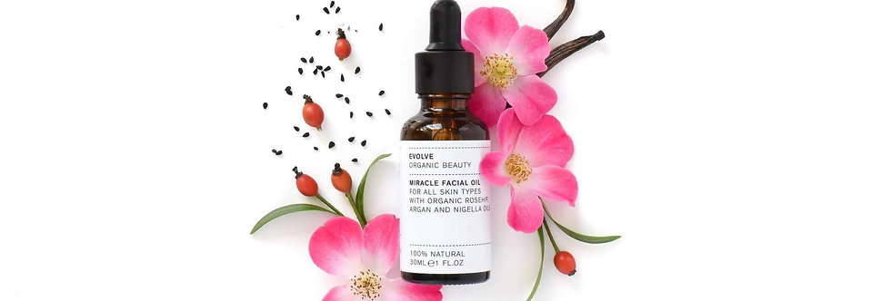 Miracle Facial Oil 30ml - Evolve Beauty
