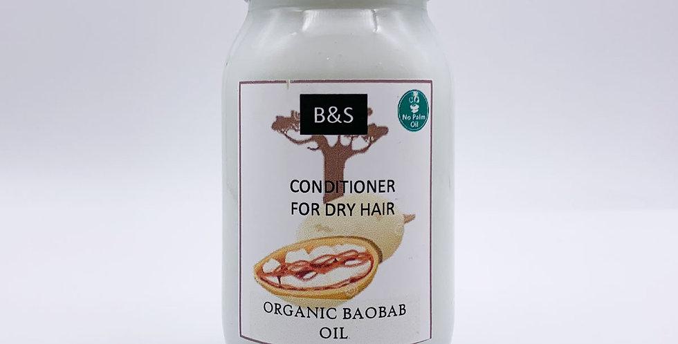 Baobab Oil Conditioner for Dry Hair 175ml - Bain + Savon