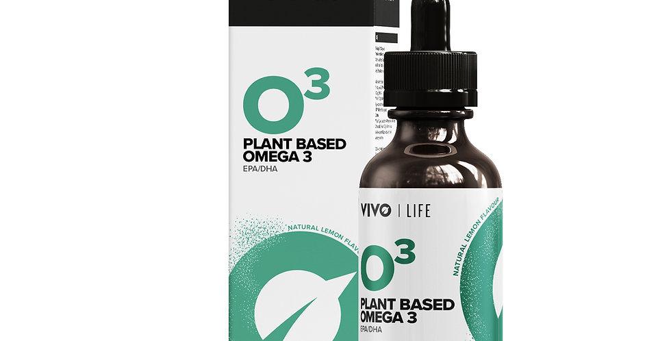 DAMAGED Vegan Omega 3 60ml - Vivo Life