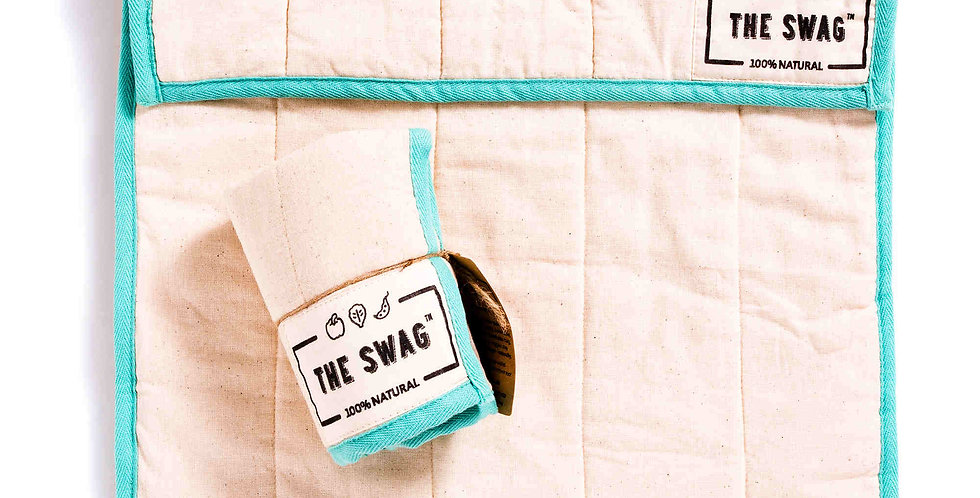 The Swag Large - Aqua