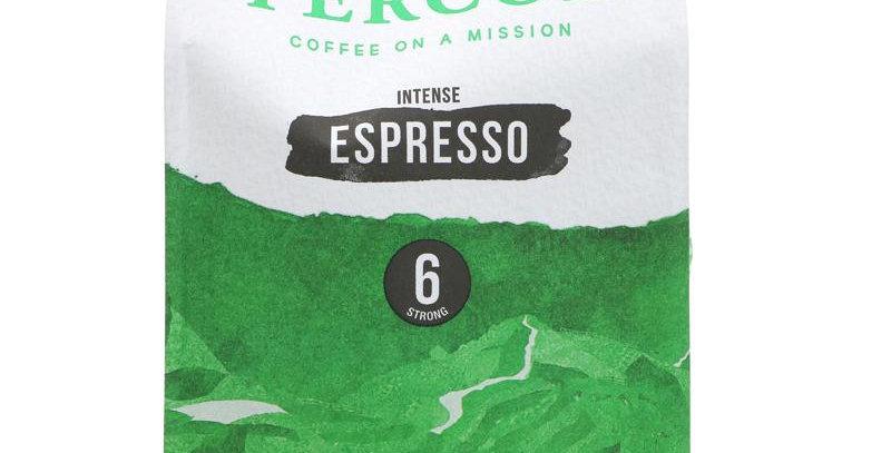 Percol Espresso Dark 6 Ground 200g - Plastic Free