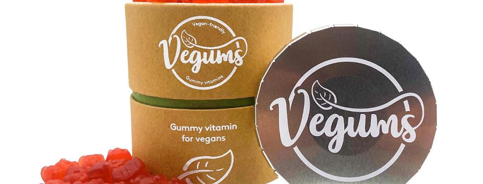 Multi Vitamin Gummy Bears Starter Pack - Vegums