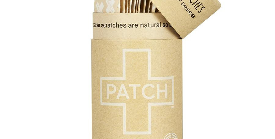 Patch Strips Plasters x25 - Nude