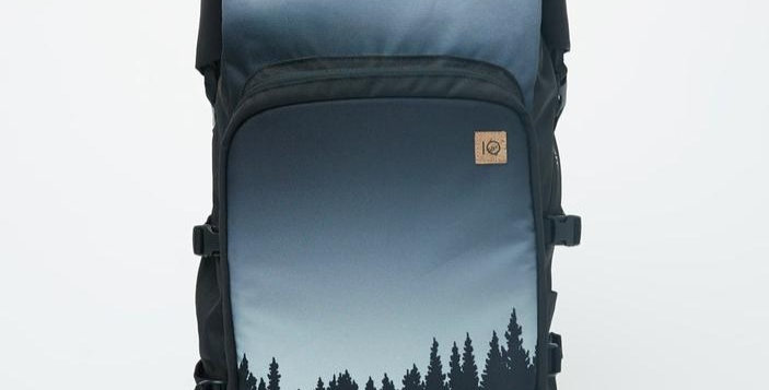 Tentree Mobius 35L Backpack - Meteorite Black Juniper